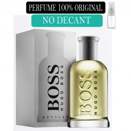 Perfume 100% Original Hugo Boss  no Decant + Brinde !