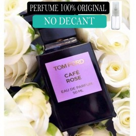 Perfume 100% Original Tom ford  Café Rose  no Decant + Brinde !