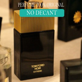 Perfume 100% Original Tom Ford Noir Extreme no Decant + Brinde !