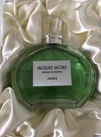 Perfume Original The Green Extrait de Parfum Jacques Jacobs  - Chipre Amadeirado