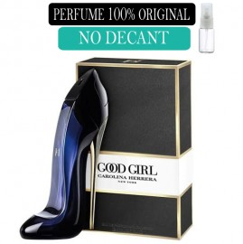 Perfume 100% Original Good Girl  Carolina Herrera no Decant +  Brinde !
