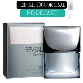 Perfume 100% Original Reveal Men Calvin Klein no Decant + Brinde !