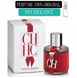 Perfume  100% Original CH Carolina Herrera  no Decant + Brinde !
