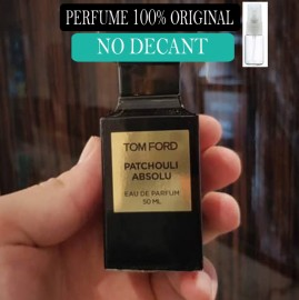 Perfume 100% Original Tom ford  Patchouli  Absolu no Decant + Brinde !
