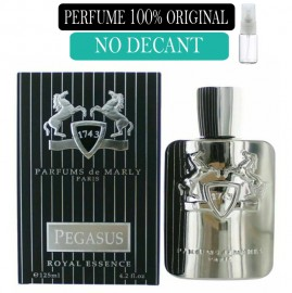 Perfume 100% Original Pegasus de Marly no Decant + Brinde !
