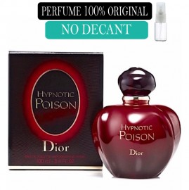 Perfume 100% Original Poison Hypnotic no Decant + Brinde !