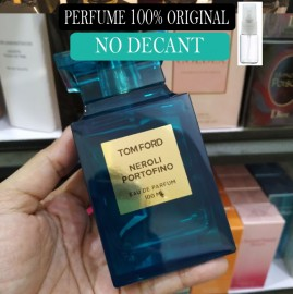Perfume 100% Original Tom ford  Neroli  Portofino  no Decant + Brinde !