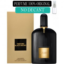 Perfume 100% Original Tom Ford  Black Orchid  no Decant + Brinde !