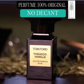 Perfume 100% Original Tom ford Tobacco Vanille  no Decant + Brinde !