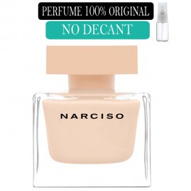 Perfume 100% Original Narciso Rodrigues no Decant + Brinde !